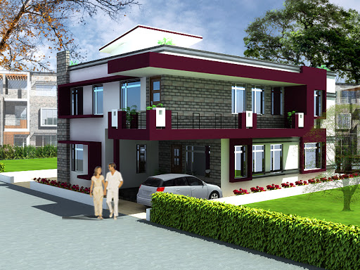 Duplex house design apnaghar house design page 14 200 yards house design